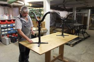 Herstellung Beizentisch, Tisch nach Mass Holztisch nach Mass