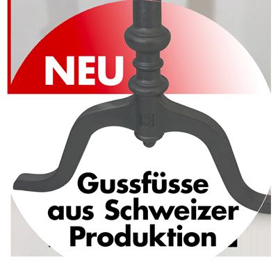 Gussfuss schweiz
