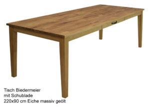 Tisch Biedermeier